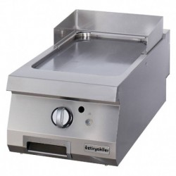 Pro 700 GRILL SIMPLE GAZ LISSE  A POSER