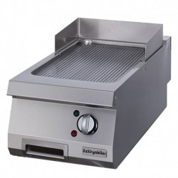 Pro 700 GRILL SIMPLE ELECTRIQUE NERVURE  A POSER
