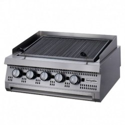 Pro 700 GRILL GAZ TYPE BARBECUE 8070 A POSER