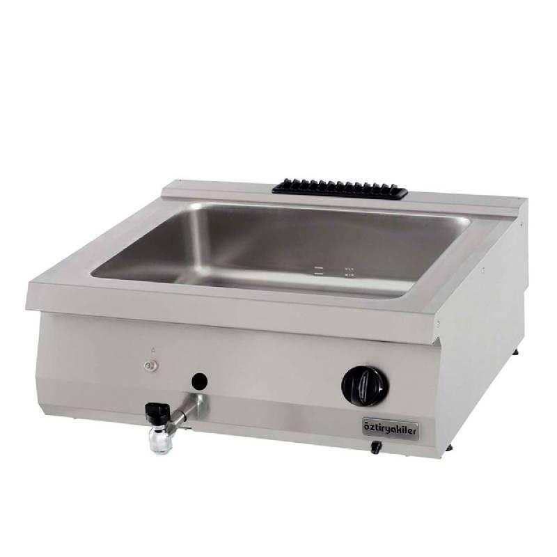 Pro 700 bain marie gaz 800 x 700 - Cuisson au bain marie ...