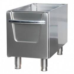 Pro 700 SOUBASSEMENT AVEC PORTE 400x700 mm
