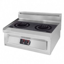 Pro 650 RECHAUD INDUCTION 400 X 650